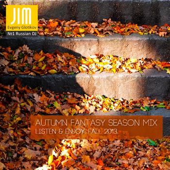 DJ JIM - Autumn Fantasy 2013