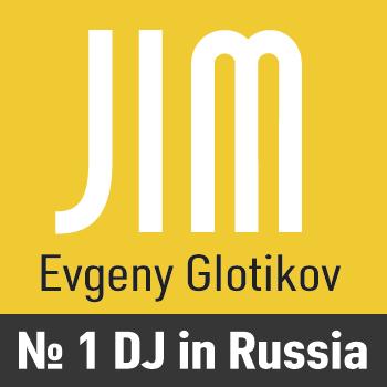 Dj JIM Logo