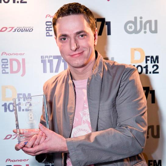 DJ JIM - №8 TOP 100 DJ Russia 2008