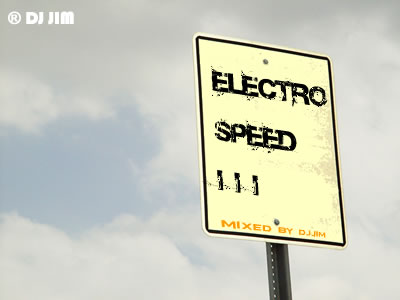 DJ JIM Electro Speed 3