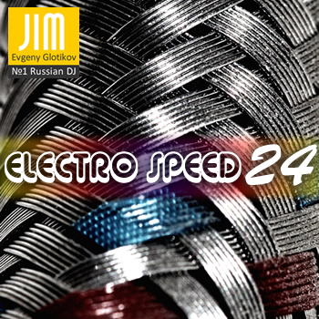 DJ JIM Electro Speed 24