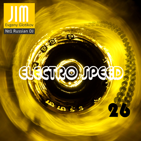 DJ JIM - Electro Speed 26