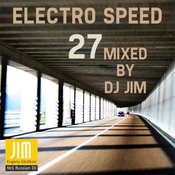 DJ JIM - Electro Speed 27