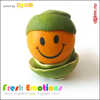 DJ JIM Fresh Emotions 2008
