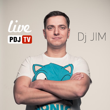 DJ JIM - Live at PDJTV One (02.10.2013)