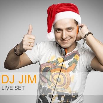 DJ JIM Новогодний Live Set 50
