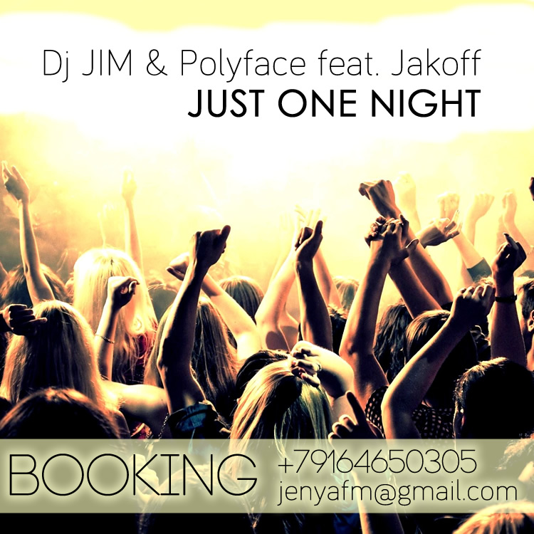 DJ Jim & Polyface feat. Jakoff — Just One Night