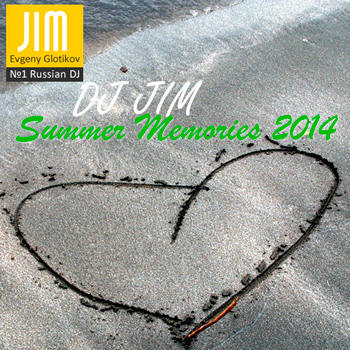 DJ JIM - Summer Memories 2014