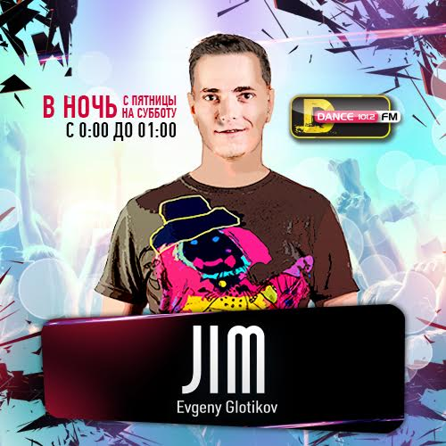 Dj Jim Electrospeed Radio Show on Dfm