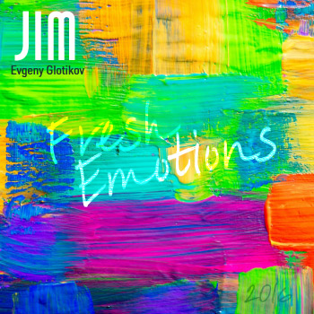 Dj Jim - Fresh Emotions 2016