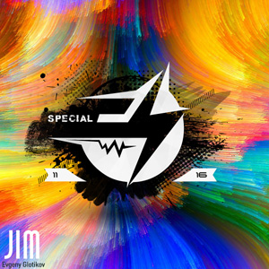 DJ JIM – Electrospeed Special #11 (2016)