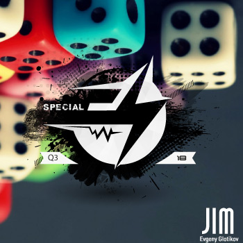 DJ JIM – Electrospeed Special Q3.2018